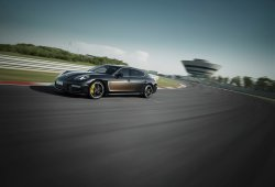 Porsche Panamera Exclusive Series, máxima representación del lujo (con vídeo)