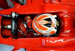 Raikkonen: ''Tengo contrato con Ferrari para 2015 y probablemente un año más''