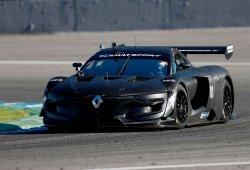 Renault Sport R.S. 01, puesta de largo en el Circuito de Jerez