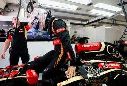 Romain Grosjean: ''Casi nos habíamos olvidado del peligro''
