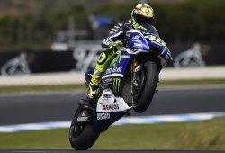 Rossi celebra con victoria su carrera 250