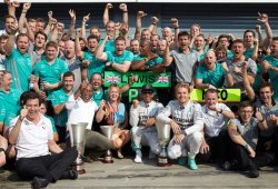Suzuka, primer 'match point' para Mercedes