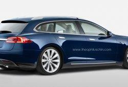 Tesla se plantea las carrocerías familiar y crossover para el Model III