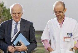 Uno de los médicos que atendió a Schumacher habla de progresos y pide paciencia