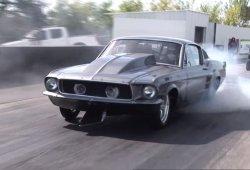 Un Mustang de 2.500 cv: Helleanor