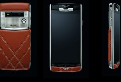 Vertu for Bentley, un smartphone de lujo por 12.500 € (+Vídeo)