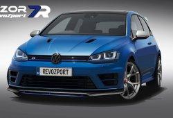 Volkswagen Golf R, más agresivo y potente gracias a RevoZport