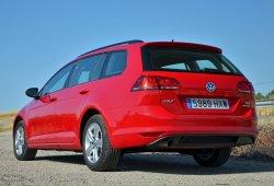 Volkswagen Golf Variant 1.6 TDI 105 DSG (II): Diseño, habitabilidad y maletero
