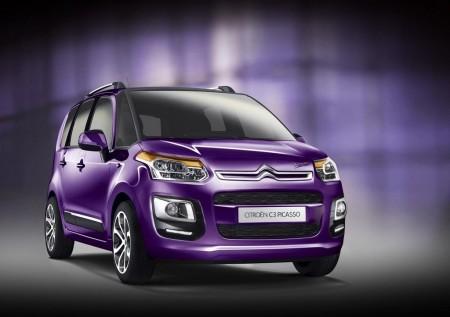 Citroën C3 Picasso Collection con un nuevo y llamativo color exterior