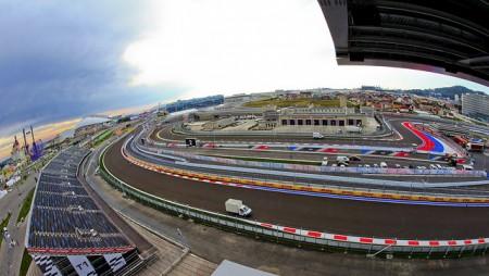 Carrera del GP de Rusia en directo