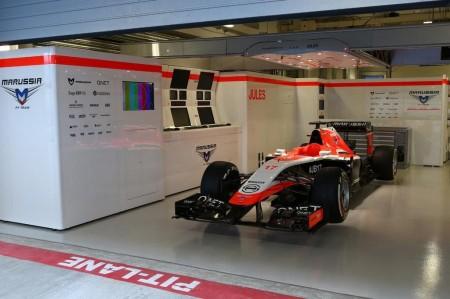 Marussia correrá con un solo coche en Sochi en homenaje a Bianchi