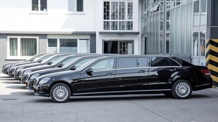 Mercedes Clase E Limusina, seis puertas firmadas por Binz