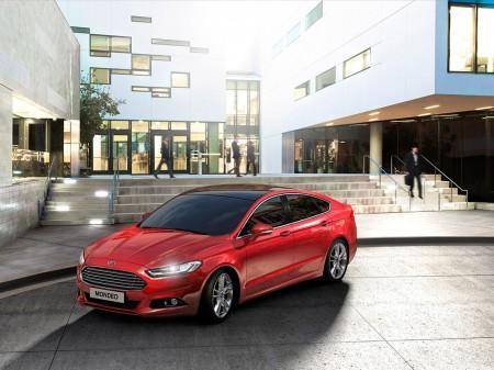 Nuevo Ford Mondeo, precios y equipamientos para España