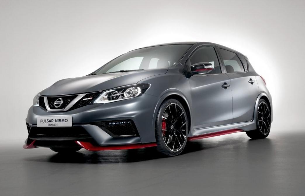 Nissan Pulsar Nismo Concept, aspecto y deportividad brutal