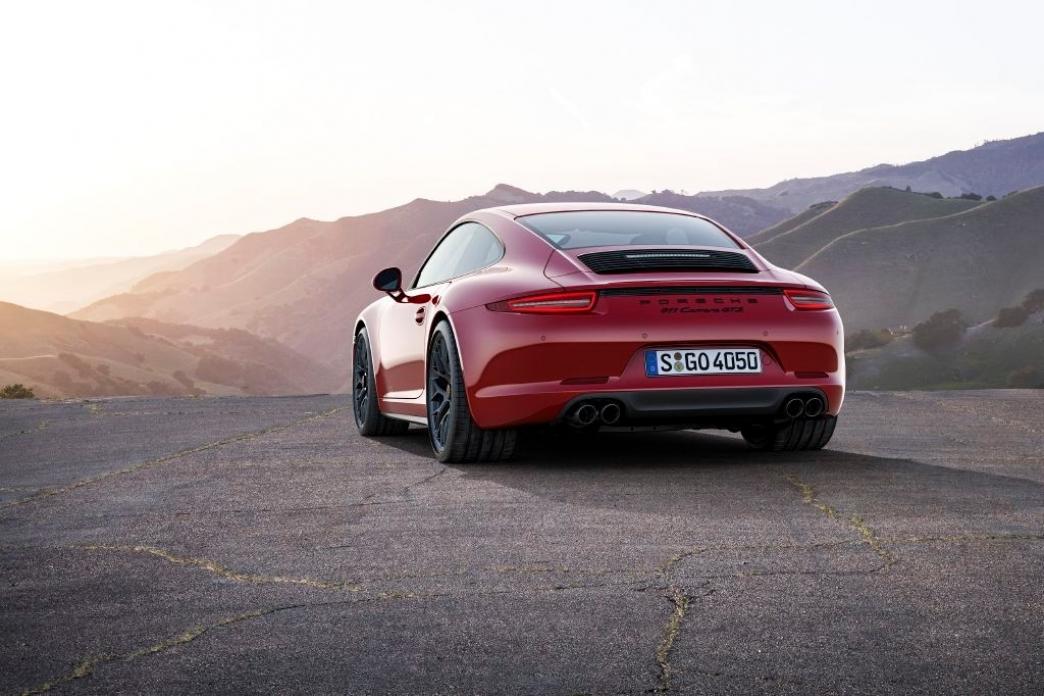 Nuevos Porsche 911 GTS y 911 4 GTS, se completa la familia