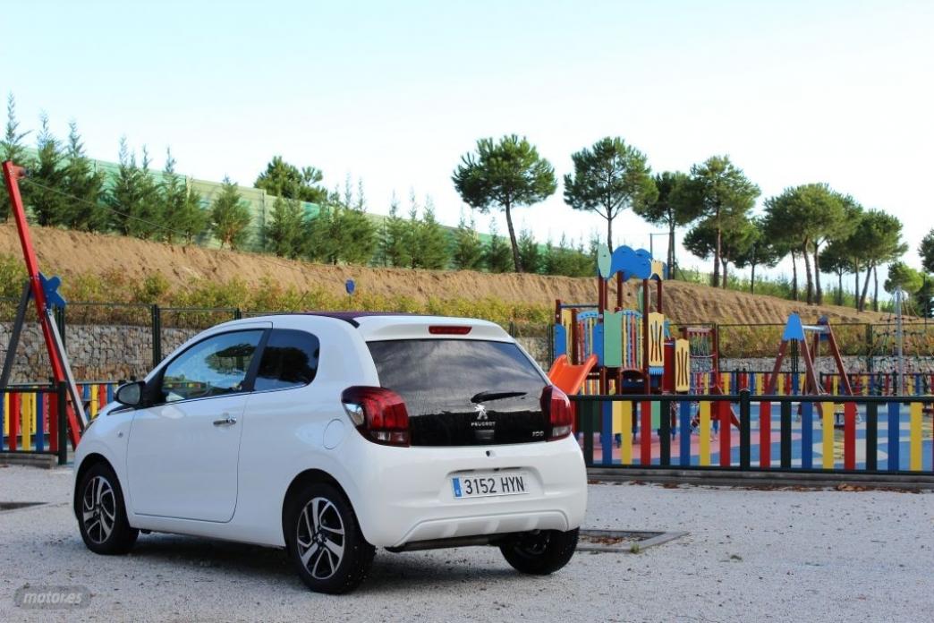 Peugeot 108: Introducción, equipamiento y precio (I)