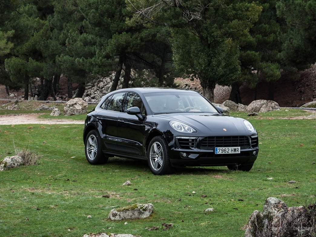 Porsche Macan S (II): Diseño, habitabilidad y confort