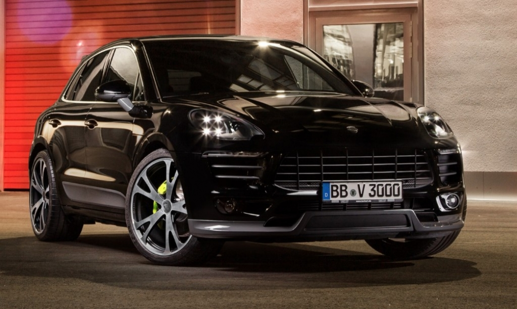 Porsche Macan Turbo, afinado por Techart