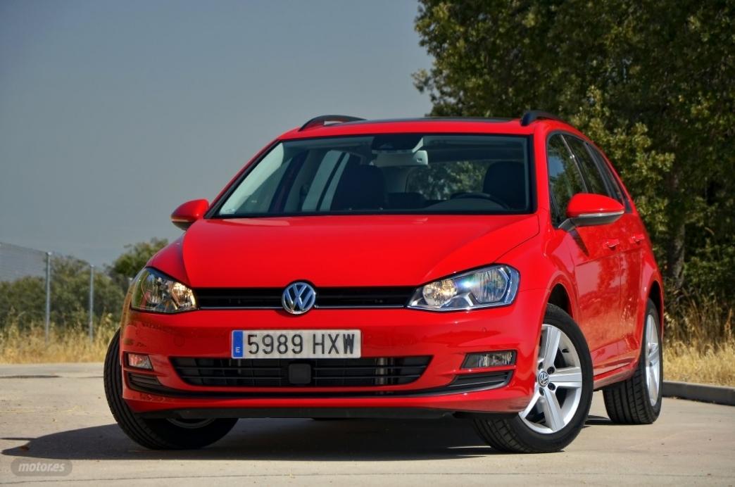 Volkswagen Golf Variant 1.6 TDI 105 DSG (III): Comportamiento, conclusiones y valoración