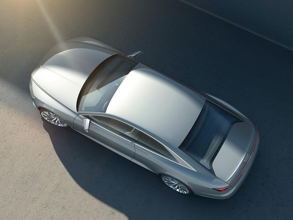 Audi Prologue Concept, el inicio de una nueva filosofía de diseño