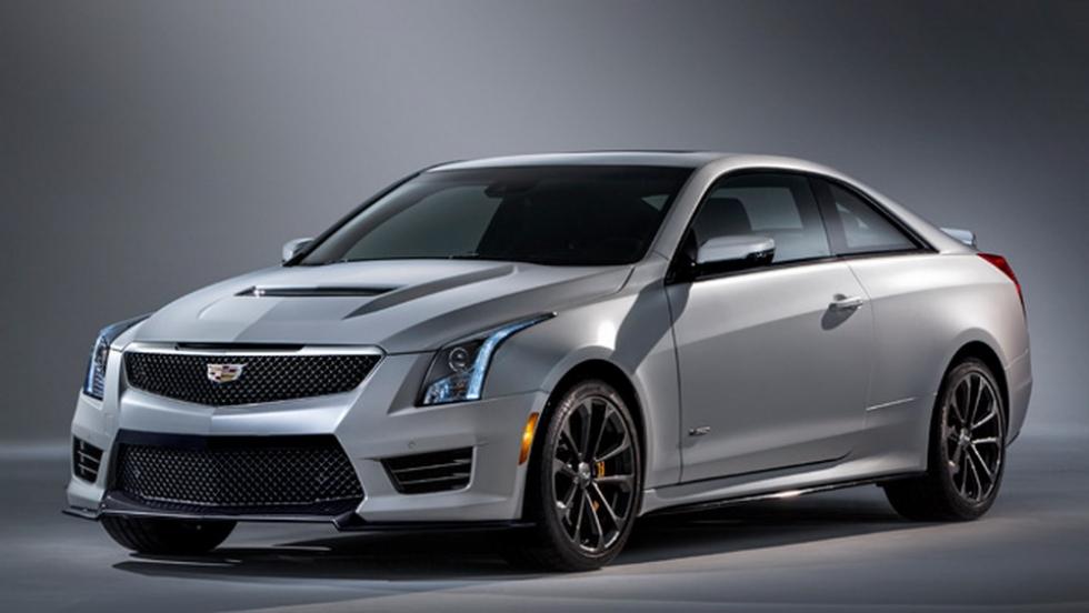 Cadillac ATS-V Coupe 2015, todos sus datos e imágenes