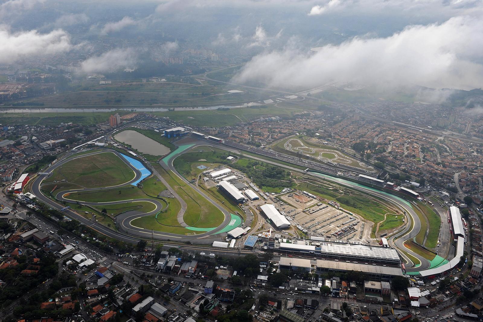 Horarios del GP de Brasil F1 2014 y datos del circuito de Interlagos