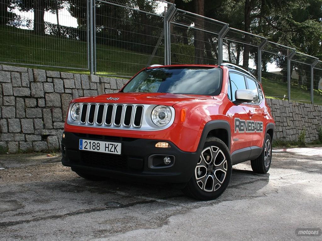 Jeep Renegade, presentación (I): Gama, equipamientos y precios