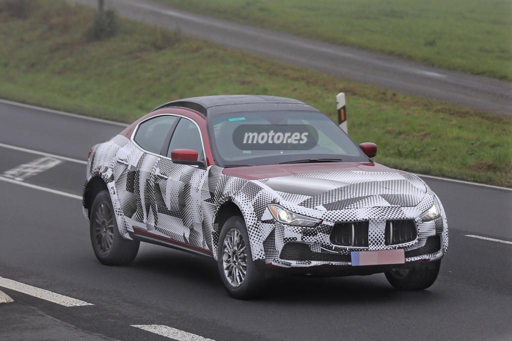 Maserati Levante 2016, más información