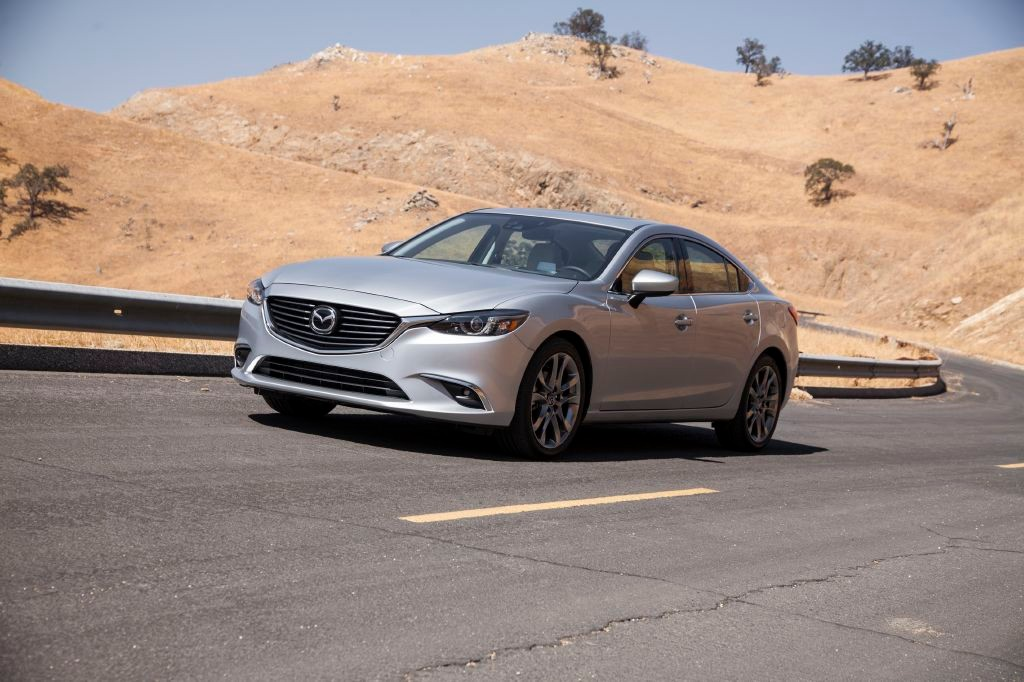 Mazda6 2015, ligeros cambios estéticos para la berlina