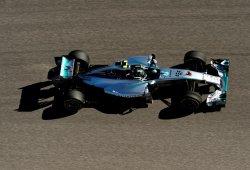 Rosberg, mejor tiempo en los primeros libres de Interlagos