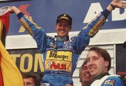 20 años de la primera corona del reinado de Schumacher