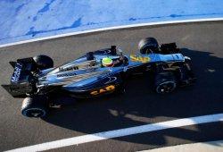 Así suena el motor del nuevo McLaren Honda