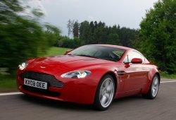 Aston Martin podrá seguir vendiendo los DB9 y Vantage en Estados Unidos