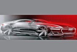 El Audi A9 se desvela en dos bocetos