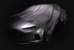 Audi muestra parcialmente el prototipo que veremos en Los Ángeles