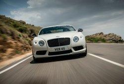 El Bentley Continental 2017 usará la plataforma del Panamera