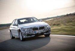 BMW Serie 3 híbrido Plug-In, primeros datos e imágenes