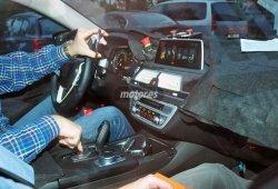 BMW Serie 7 2016 así es su nuevo iDrive, luces láser e interior