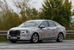 Buick Verano, descubierto en fase de pruebas en Alemania.
