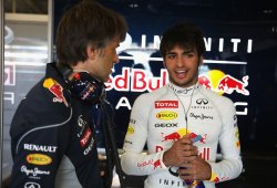 Carlos Sainz Jr. estará en los test de Abu Dhabi con Red Bull