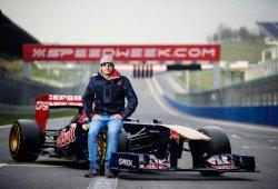 Carlos Sainz Jr., confirmado como nuevo piloto de Toro Rosso