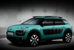 Citroën C4 Cactus PureTech 110 S&S, mayor potencia y nuevo color exterior