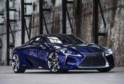 Confirmado: Lexus LF-LC Concept se llevará a producción