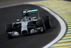 Rosberg conquista la penúltima pole del año