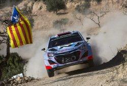 Dani Sordo seguirá con Hyundai en 2015 y 2016