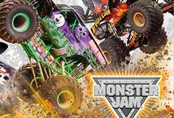 Monster Jam llega a varias ciudades españolas, ¡no te lo pierdas!