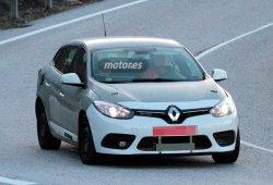 El Renault Mégane 2016 inicia su fase de pruebas