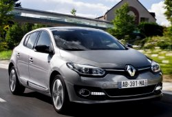 España - Octubre 2014: El Renault Mégane, líder dos años después