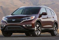 Estados Unidos - Octubre 2014: el Honda CR-V llega al Top 5
