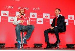 Fernando Alonso niega que tenga decidido su futuro